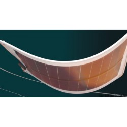 Panneaux solaires flexibles