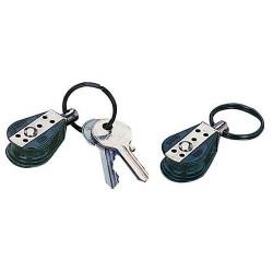 Porte-clés poulie
