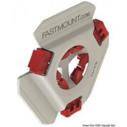 Fixation pour textiles Fastmount
