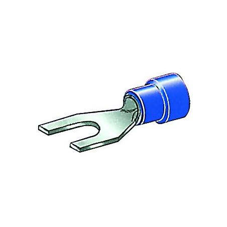 Cosse à fourche pré-isolée