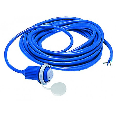 Fiche + câble 10m