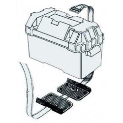Kit de fixation pour batterie