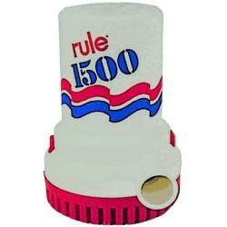 Pompe immergée Rule 1500