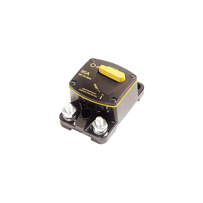 Interrupteur thermique externe