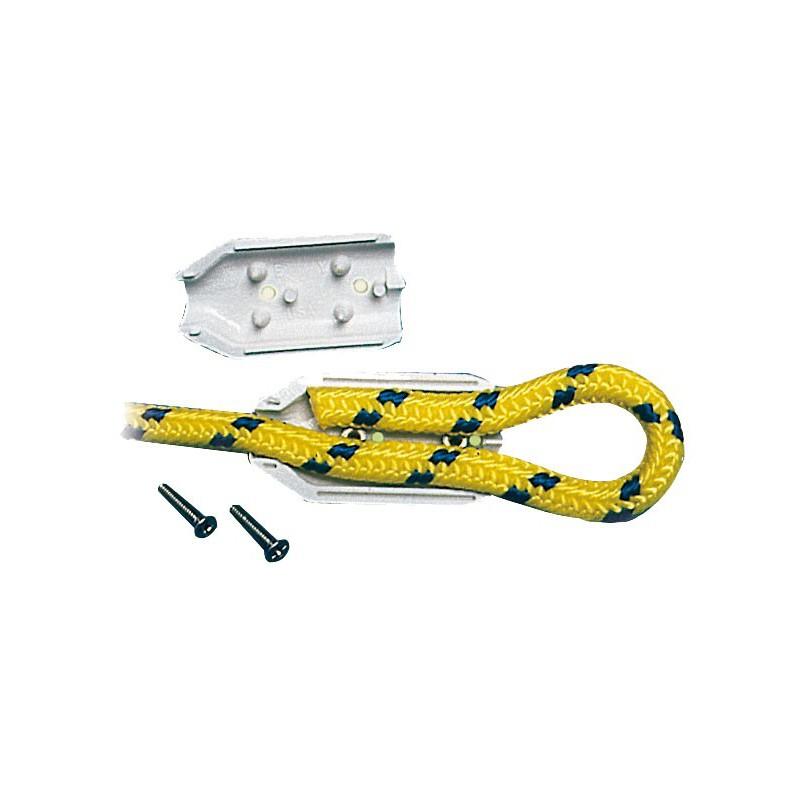Serre-câble plastique