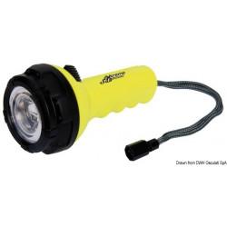 Lampe-torche sous-marine