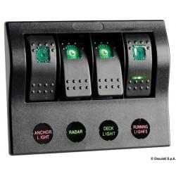 Tableau électrique compact