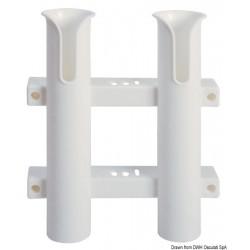 Porte-cannes plastique