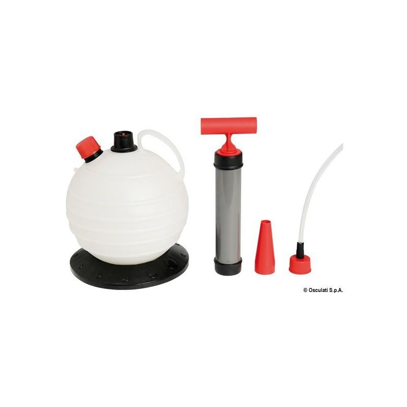 extracteur pour vidange d 39 huile pompes de vidange. Black Bedroom Furniture Sets. Home Design Ideas