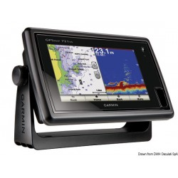 Pack chartplotter + antenne radar Garmin