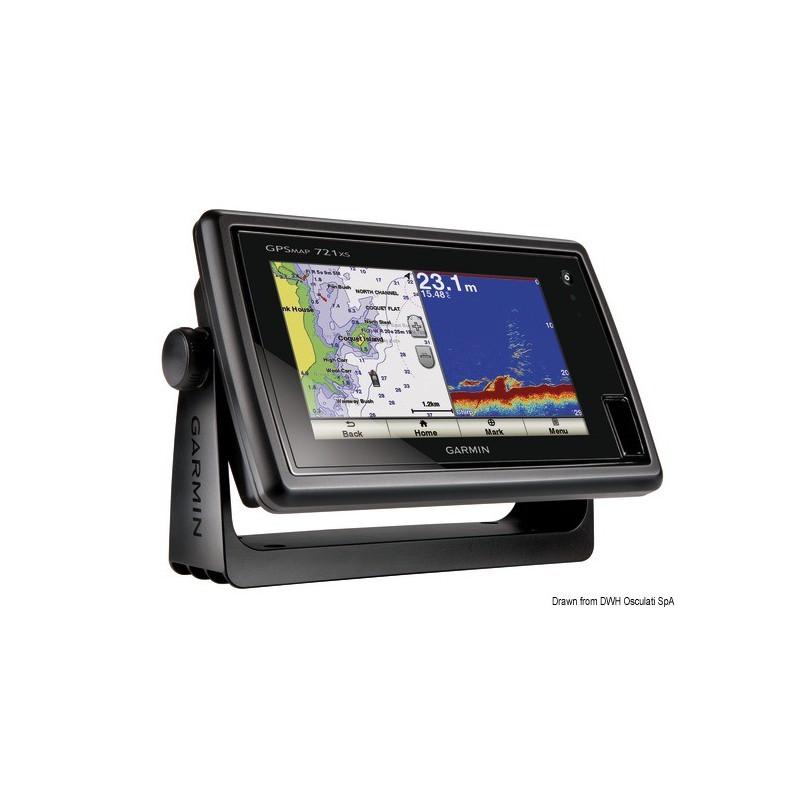 Pack chartplotter + antenne radar Garmin