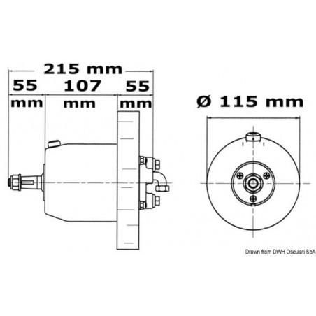 Pompe hydraulique Ultraflex