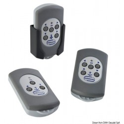 Télécommande sans fil pour guindeau