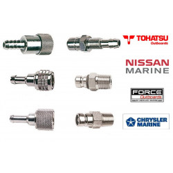 Attaches carburant Tohatsu - Force - Chrysler - Nissan