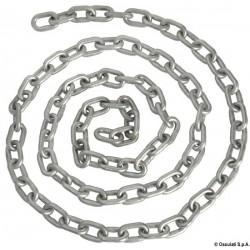 Chaine galvanisée calibrée