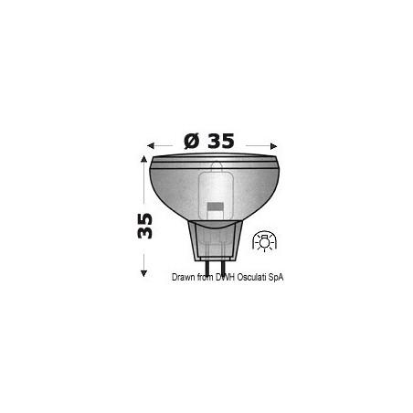Ampoule halogène G4