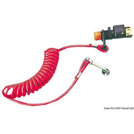 Coupe-circuit automatique allumage