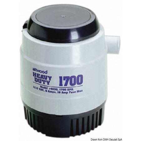 Pompe Heavy Duty usage pro
