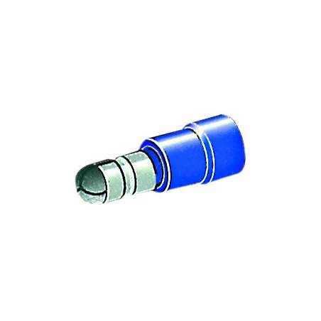 Cosse cylindrique pré-isolée