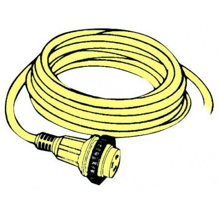 Câble + prise Marinco