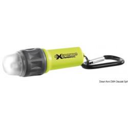 Mini lampe torche urgence