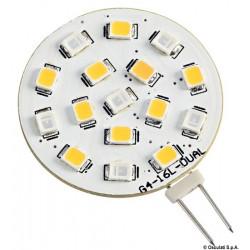 Ampoule LED bicolore