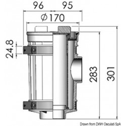 Filtre à eau moteur Aquanet Plus