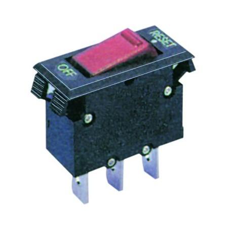 Interrupteur disjoncteur thermique à bascule