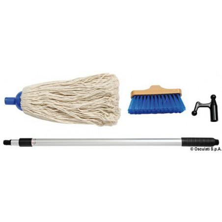 Kit nettoyage manche +accessoires