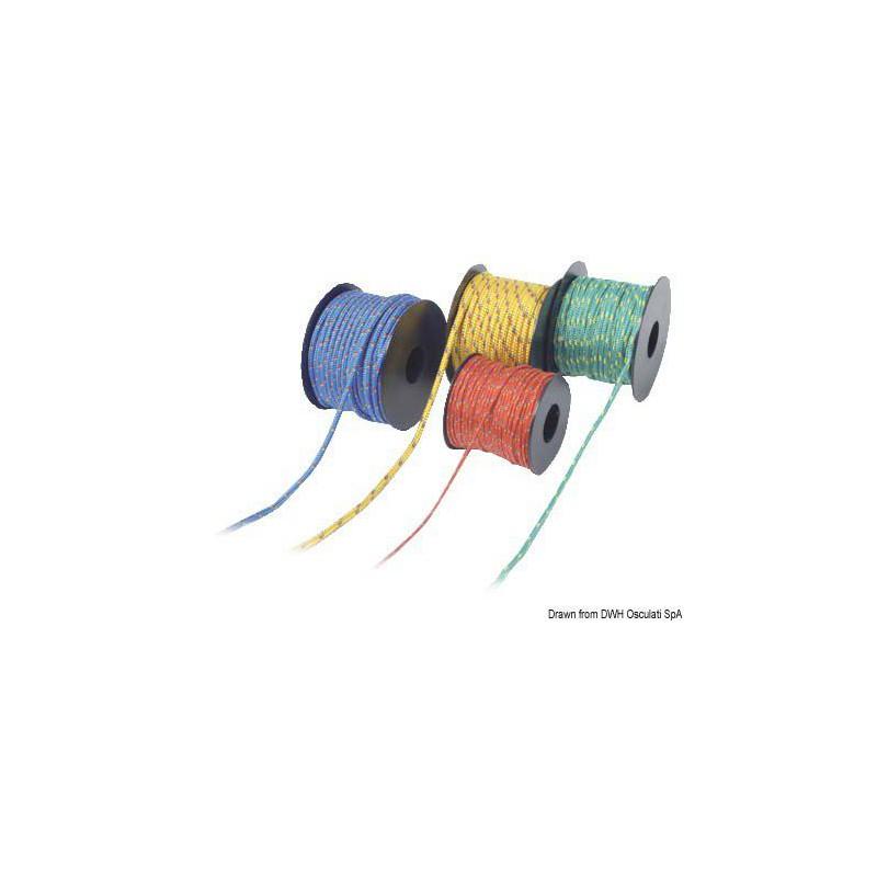 Bobines de tresses couleur
