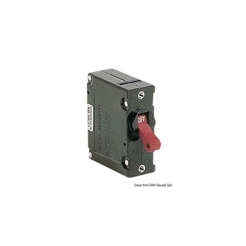 Disjoncteur à levier Airpax magneto/hydraulique