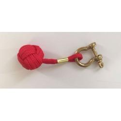 Porte-clés poing de singe