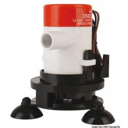 Pompe d'aération pour viviers grand débit
