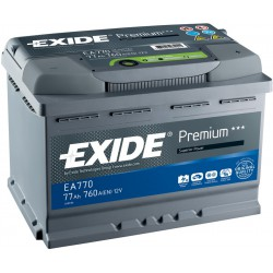 Batterie Exide Premium