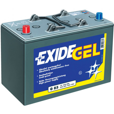 Batteries Exide GEL