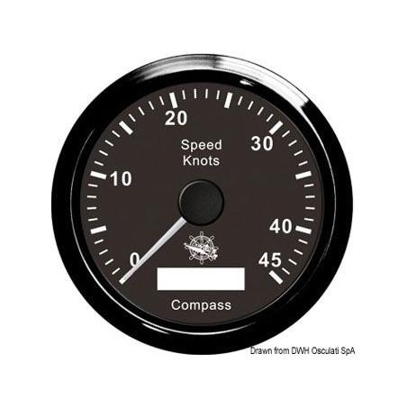 Speedomètre GPS sans transducteur