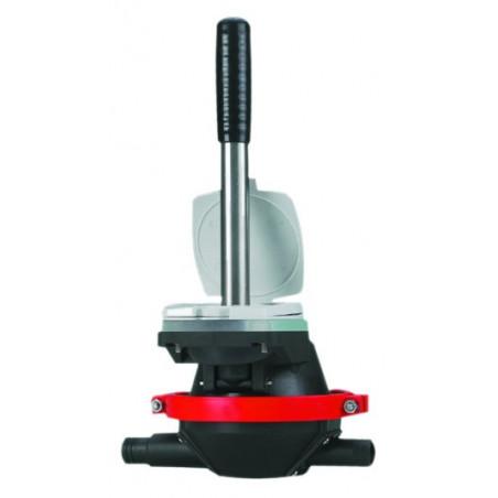 Pompe manuelle escamotable