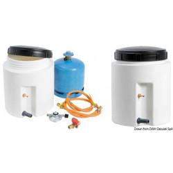 Container bouteille de gaz