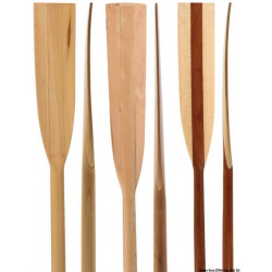 Aviron en bois