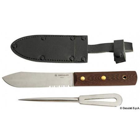 Kit couteaux + étui