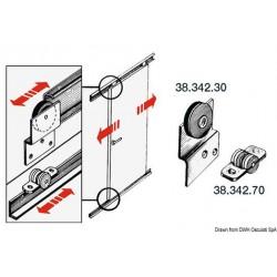 Accessoires pour portes coulissantes