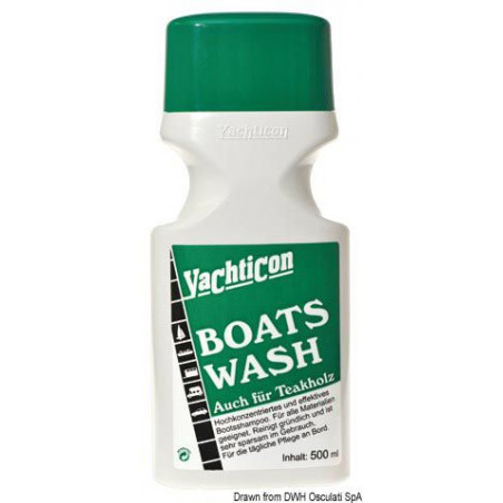 Bio Boat Wash Yachticon