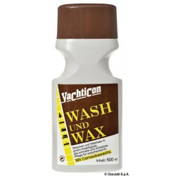 Nettoyant Wash and Wax Yachticon