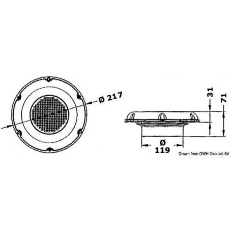 Aérateur solaire autonome SOLARVENT