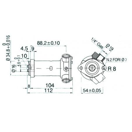 Pompe NAUCO modèle ST103