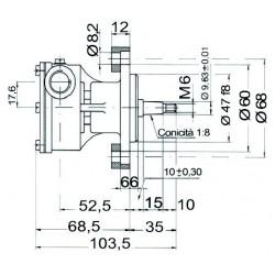 Pompe ST 139 NAUCO