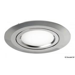 Plafonnier LED intégrable et orientable