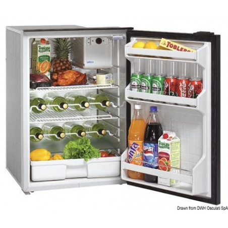 Réfrigérateur ISOTHERM CR130 inox