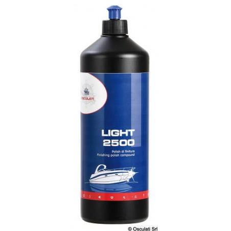 Light 2500 - Polish finition