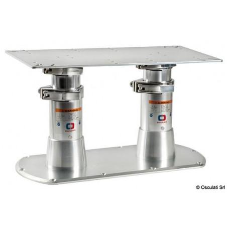 Pied de table double Giant